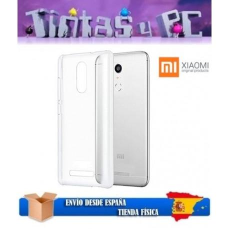 Funda silicona modelos Xiaomi
