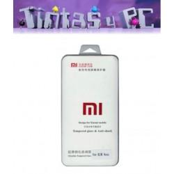 Cristal templado modelos Xiaomi