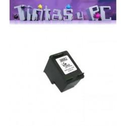 HP 300XL NEGRO CARTUCHO DE TINTA REMANUFACTURADO