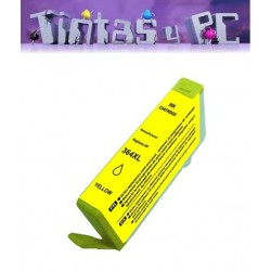 HP 364XL V2 AMARILLO CARTUCHO DE TINTA GENERICO