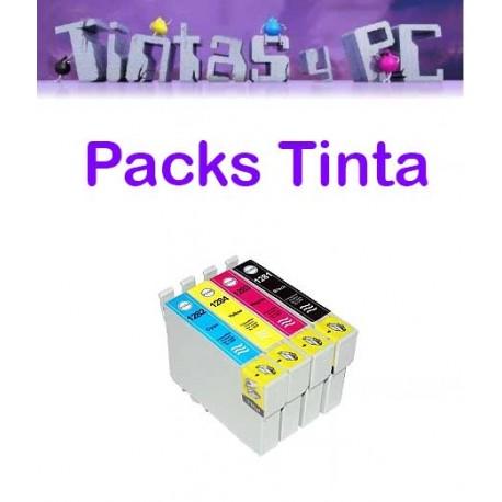HP 364XL V2 MULTIPACK DE 4 CARTUCHOS DE TINTA GENERICOS