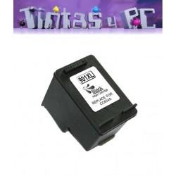 HP 901XL NEGRO CARTUCHO DE TINTA REMANUFACTURADO
