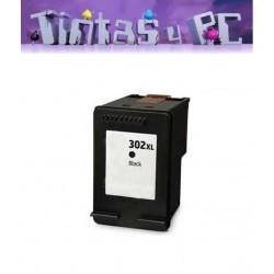 HP 302XL NEGRO CARTUCHO DE TINTA REMANUFACTURADO